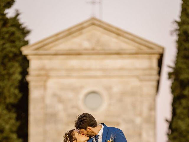 Il matrimonio di Giancarlo e Lorena a Chiusdino, Siena 77