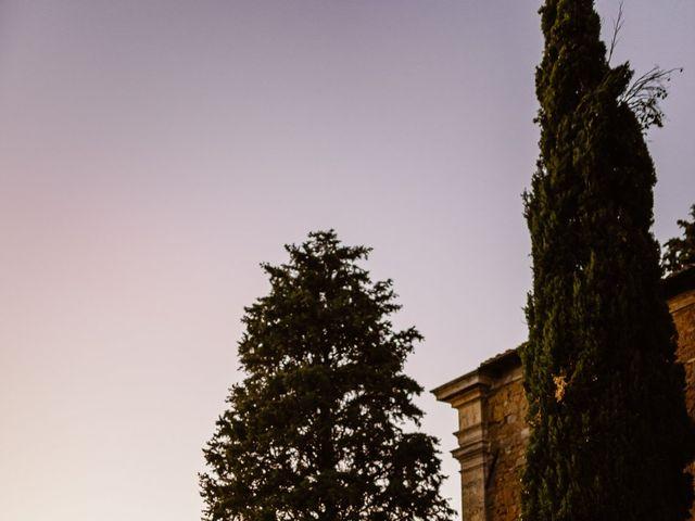 Il matrimonio di Giancarlo e Lorena a Chiusdino, Siena 82