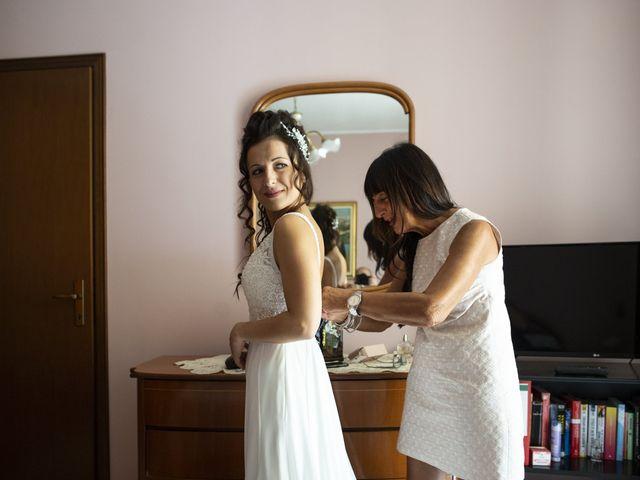 Il matrimonio di Stefano e Sara a Chiari, Brescia 12