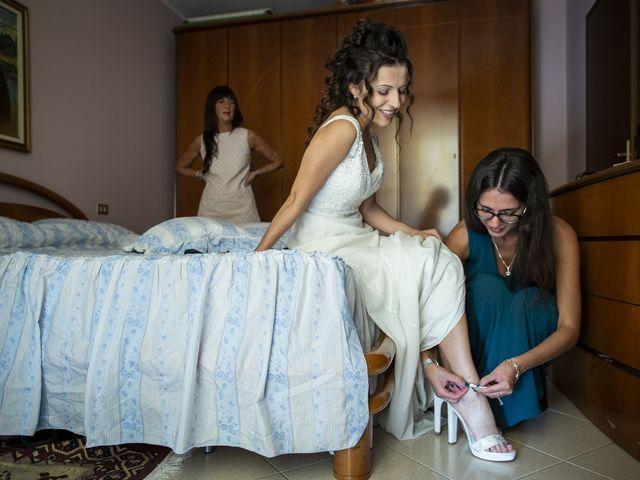 Il matrimonio di Stefano e Sara a Chiari, Brescia 13