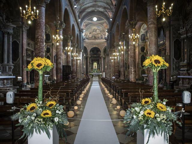 Il matrimonio di Stefano e Sara a Chiari, Brescia 18