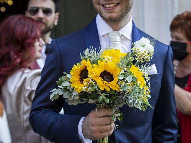 Il matrimonio di Stefano e Sara a Chiari, Brescia 19