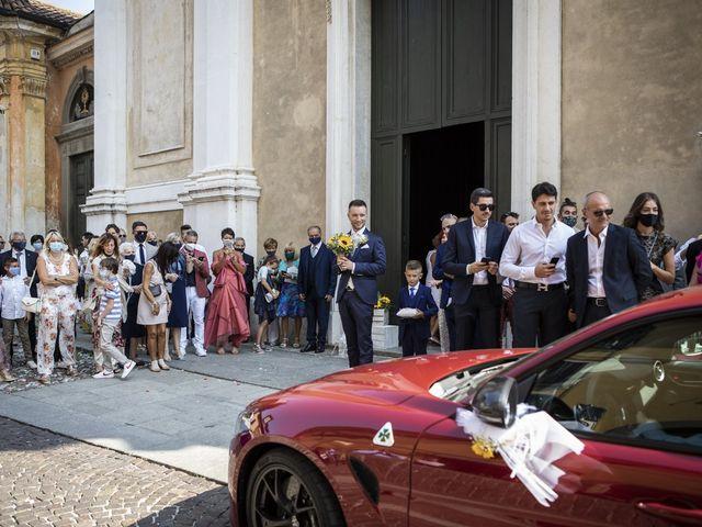Il matrimonio di Stefano e Sara a Chiari, Brescia 21