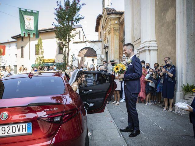 Il matrimonio di Stefano e Sara a Chiari, Brescia 22