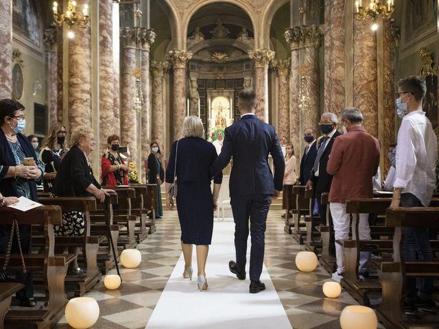Il matrimonio di Stefano e Sara a Chiari, Brescia 24