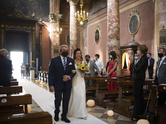 Il matrimonio di Stefano e Sara a Chiari, Brescia 25