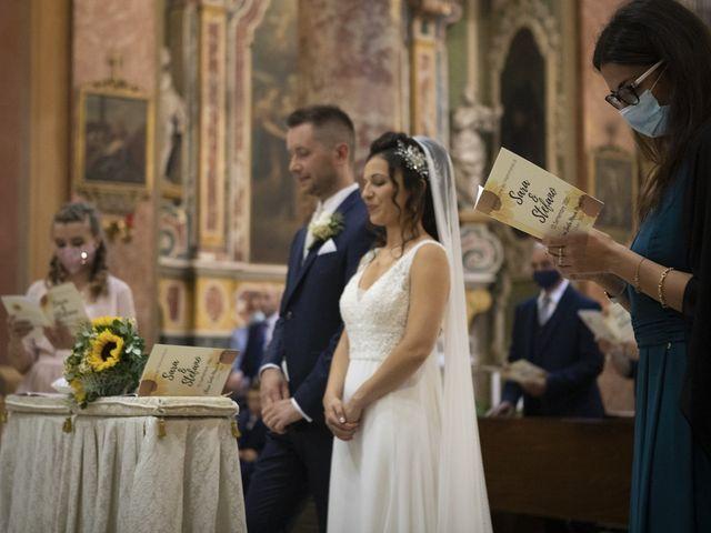 Il matrimonio di Stefano e Sara a Chiari, Brescia 26