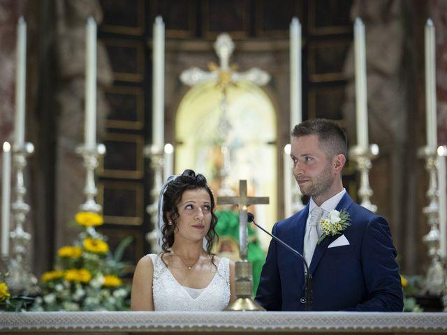Il matrimonio di Stefano e Sara a Chiari, Brescia 27