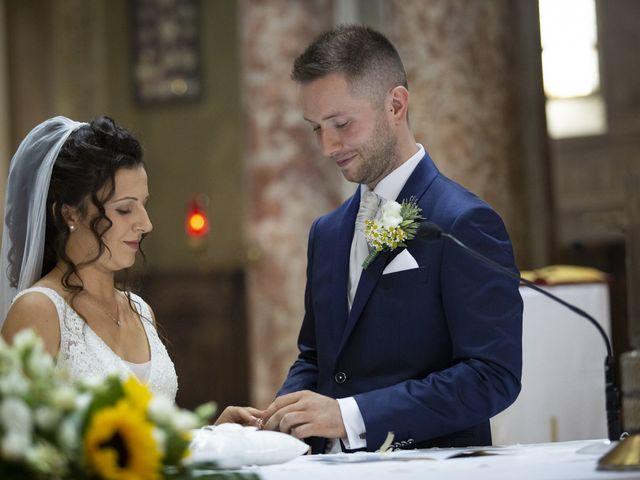 Il matrimonio di Stefano e Sara a Chiari, Brescia 28