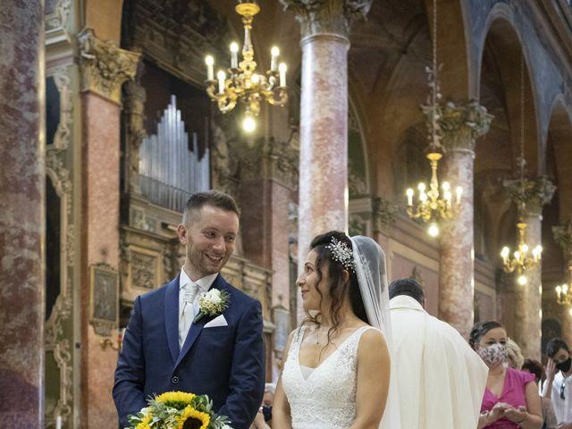Il matrimonio di Stefano e Sara a Chiari, Brescia 30