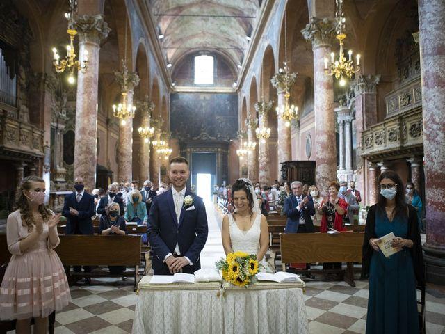Il matrimonio di Stefano e Sara a Chiari, Brescia 32