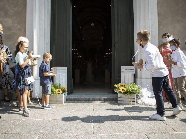 Il matrimonio di Stefano e Sara a Chiari, Brescia 33