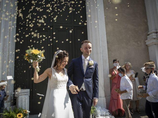 Il matrimonio di Stefano e Sara a Chiari, Brescia 34
