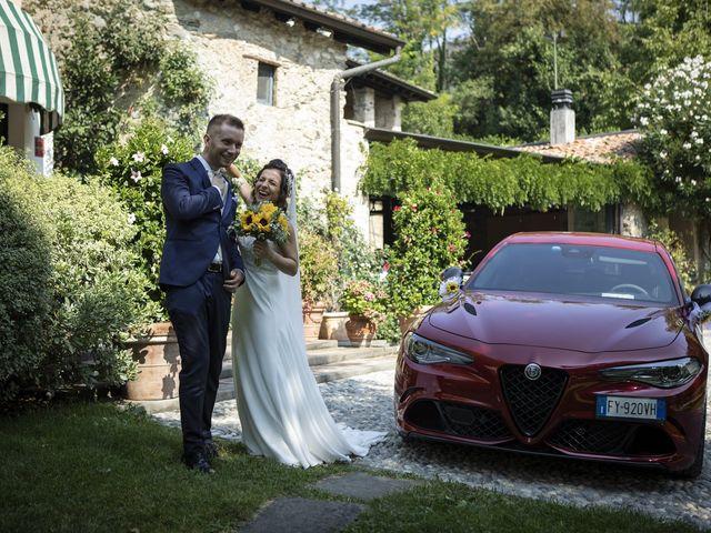 Il matrimonio di Stefano e Sara a Chiari, Brescia 37
