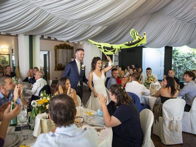 Il matrimonio di Stefano e Sara a Chiari, Brescia 42