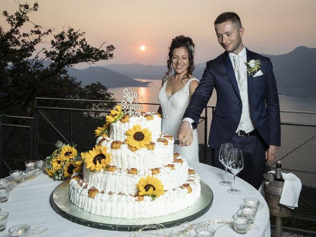 Il matrimonio di Stefano e Sara a Chiari, Brescia 49