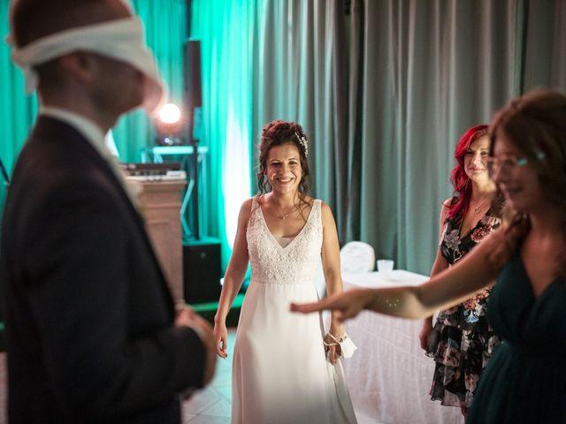 Il matrimonio di Stefano e Sara a Chiari, Brescia 53