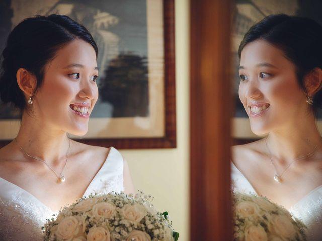 Il matrimonio di Yiwei e Yiwei a Eupilio, Como 18