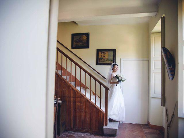 Il matrimonio di Yiwei e Yiwei a Eupilio, Como 19