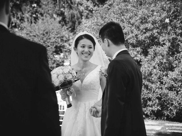 Il matrimonio di Yiwei e Yiwei a Eupilio, Como 25