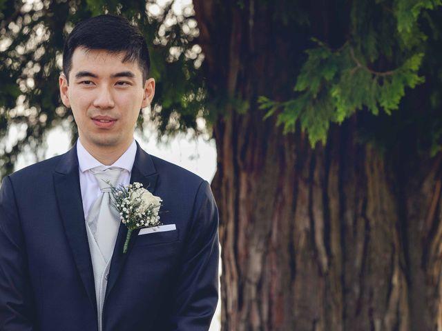 Il matrimonio di Yiwei e Yiwei a Eupilio, Como 28