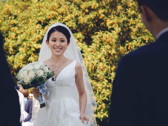 Il matrimonio di Yiwei e Yiwei a Eupilio, Como 29