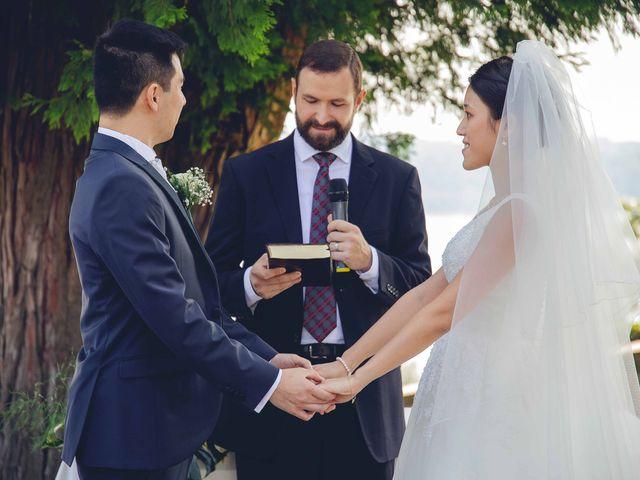 Il matrimonio di Yiwei e Yiwei a Eupilio, Como 30