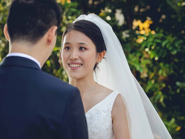 Il matrimonio di Yiwei e Yiwei a Eupilio, Como 31