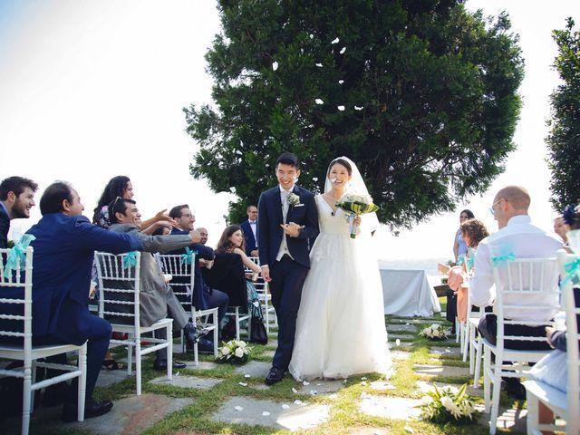 Il matrimonio di Yiwei e Yiwei a Eupilio, Como 33
