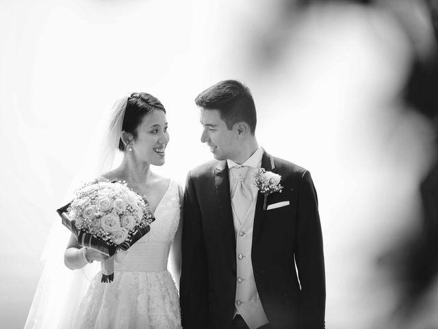 Il matrimonio di Yiwei e Yiwei a Eupilio, Como 37