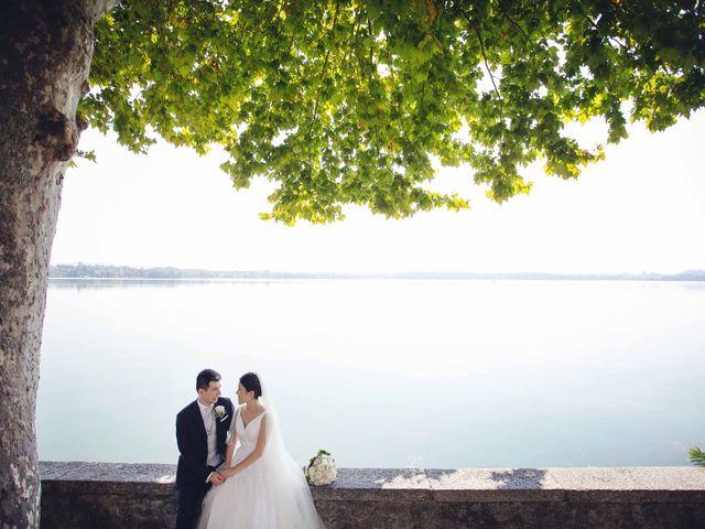 Il matrimonio di Yiwei e Yiwei a Eupilio, Como 38