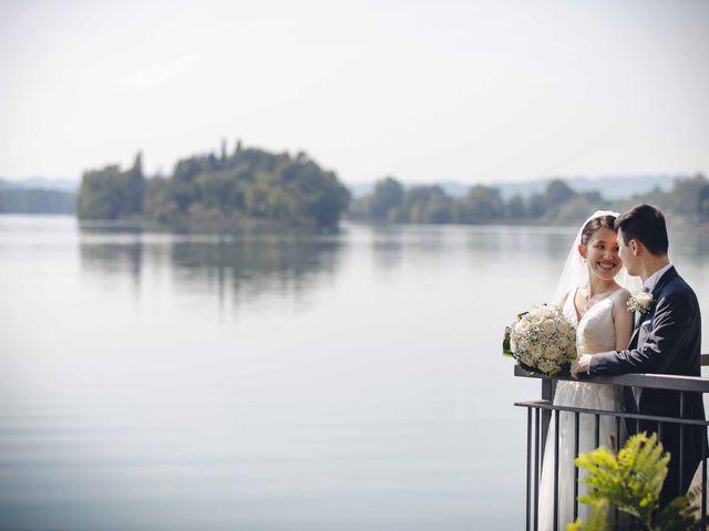 Il matrimonio di Yiwei e Yiwei a Eupilio, Como 39