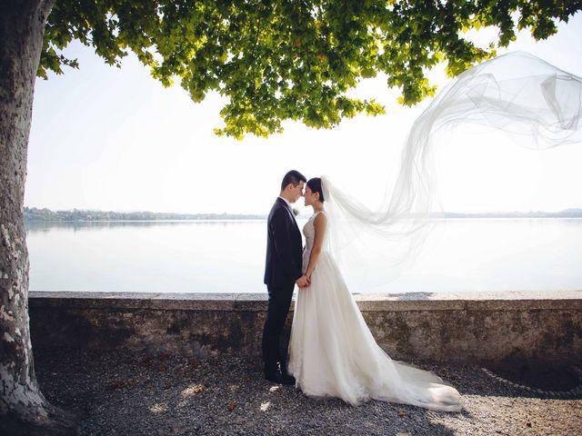 Il matrimonio di Yiwei e Yiwei a Eupilio, Como 41
