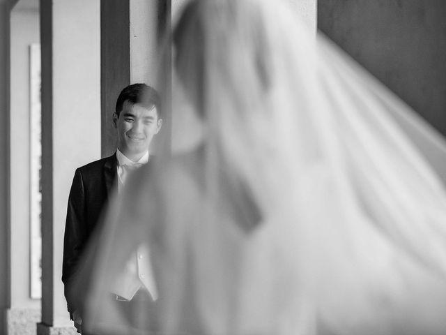 Il matrimonio di Yiwei e Yiwei a Eupilio, Como 43