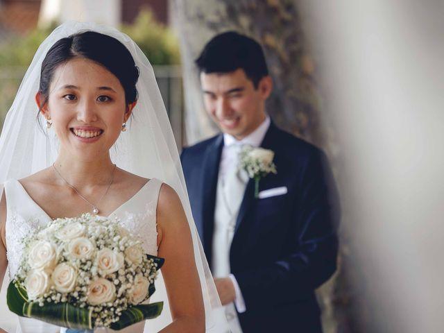 Il matrimonio di Yiwei e Yiwei a Eupilio, Como 44