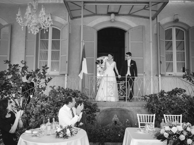Il matrimonio di Yiwei e Yiwei a Eupilio, Como 46