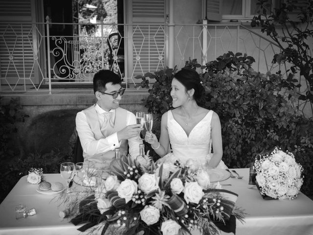 Il matrimonio di Yiwei e Yiwei a Eupilio, Como 47