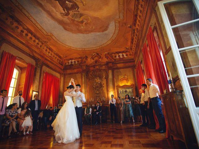 Il matrimonio di Yiwei e Yiwei a Eupilio, Como 49