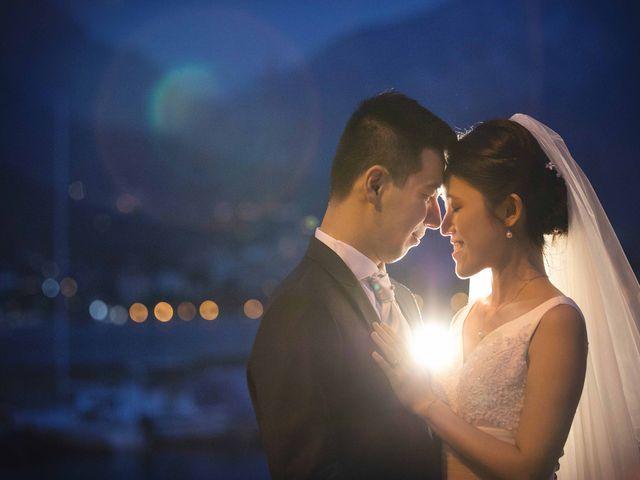 Il matrimonio di Yiwei e Yiwei a Eupilio, Como 3