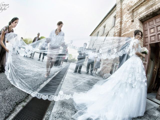 Il matrimonio di Fabio e Serena a Cupra Marittima, Ascoli Piceno 8