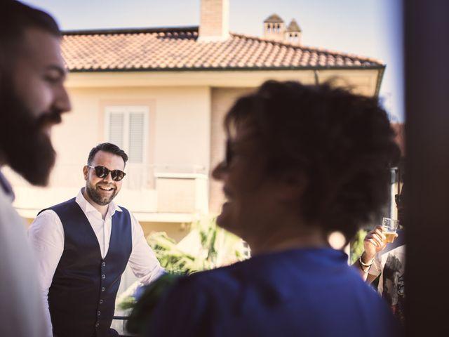 Il matrimonio di Elizabeth e Davide a Offida, Ascoli Piceno 3