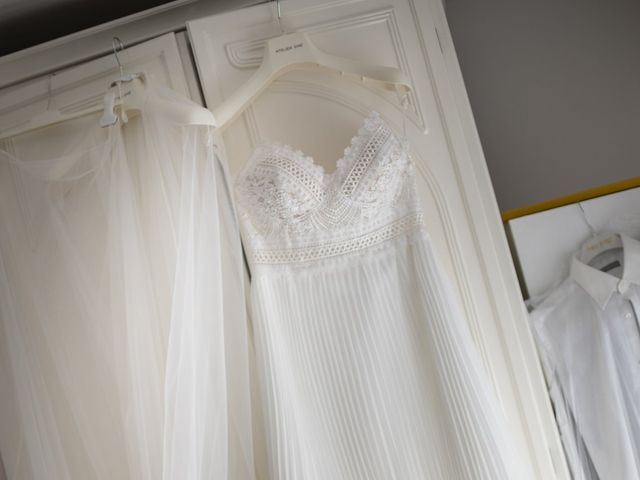 Il matrimonio di Elizabeth e Davide a Offida, Ascoli Piceno 4