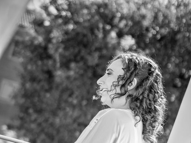Il matrimonio di Elizabeth e Davide a Offida, Ascoli Piceno 5