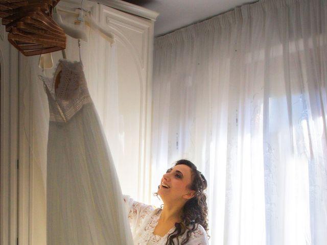 Il matrimonio di Elizabeth e Davide a Offida, Ascoli Piceno 6