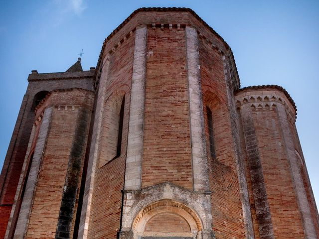 Il matrimonio di Elizabeth e Davide a Offida, Ascoli Piceno 21