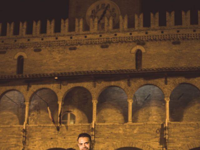 Il matrimonio di Elizabeth e Davide a Offida, Ascoli Piceno 23