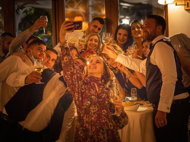 Il matrimonio di Elizabeth e Davide a Offida, Ascoli Piceno 24