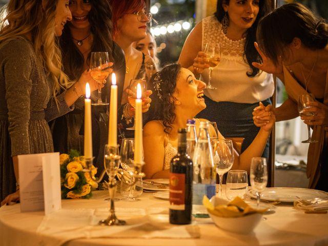 Il matrimonio di Elizabeth e Davide a Offida, Ascoli Piceno 25