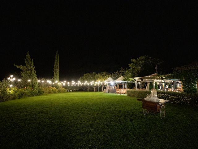 Il matrimonio di Elizabeth e Davide a Offida, Ascoli Piceno 28