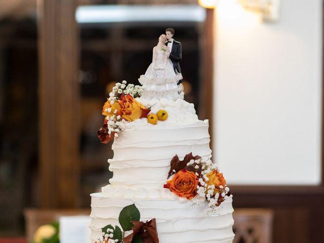 Il matrimonio di Elizabeth e Davide a Offida, Ascoli Piceno 34